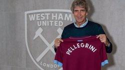 Manuel Pellegrini entrenarà el West Ham les tres properes temporades (WEST HAM)