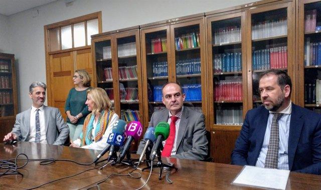 La huelga en la justicia tiene un seguimiento 'masivo' en Mallorca y convocantes critican 'bloqueo' del Ministerio