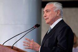 Temer renuncia a la reelecció al Brasil i cedeix el testimoni a l'exministre Meirelles (PRESIDENCIA DE BRASIL - Archivo)