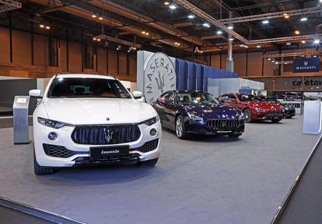 Vehículos de Maserati en Madrid Auto