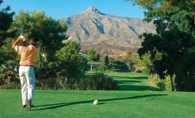 Golf, costa del Sol