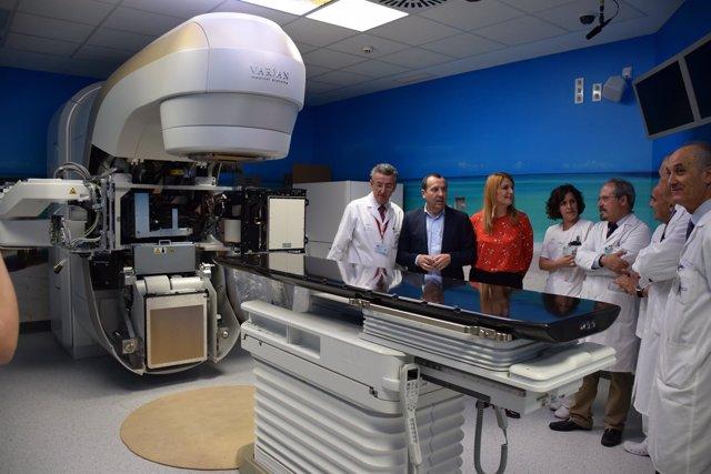 Nota Acelerador Lineal Hospital Regional