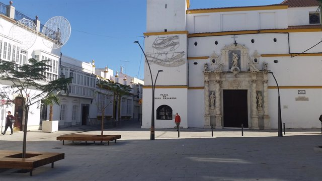 Plaza de Chiclana