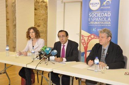 Once millones de españoles padecen alguna enfermedad reumática, según un estudio de la Sociedad de Reumatología