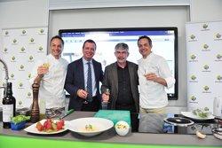 Mercabarna inaugura l'Aula del Fresc per formar professionals de l'alimentació (MERCABARNA)