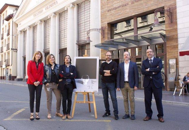 Presentación del 46 Festival de Cine de Huesca.