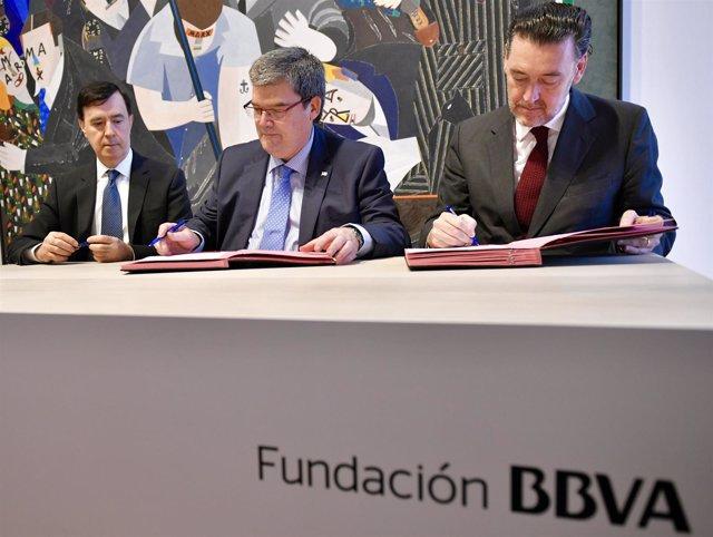 Fwd: El Museo De Bellas Artes De Bilbao Y La Fundación Bbva Firman Un Acuerdo Pa
