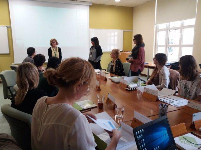 Reunión para abordar los derechos humanos en salud mental