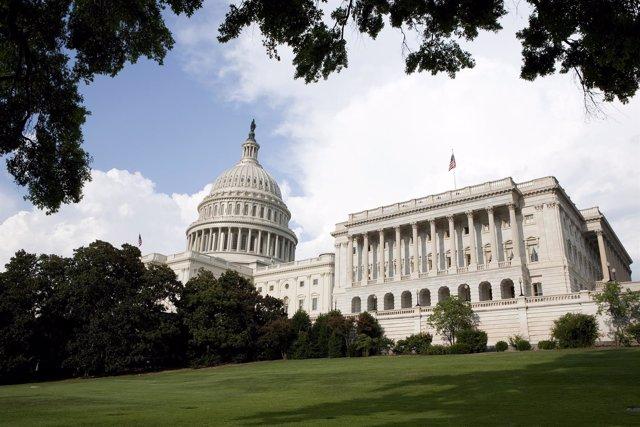 Capitolio de Estados Unidos, sede del Congreso