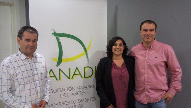 Presentación del 'Reto Camina por la Diabetes 2018'