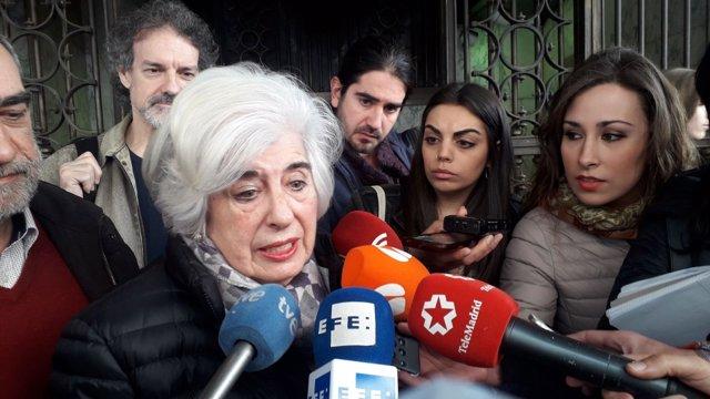 Una Jueza Anula El Cambio De Denominacion De La Calle Hermanos Garcia Noblejas Por No Ajustarse A Derecho