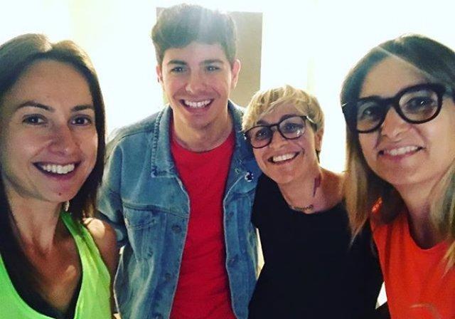 Magali Dalix pone a correr a Alfred, Ana, Noemi Galera y Laura Andrés