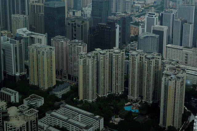 Vista general de Guangzhou