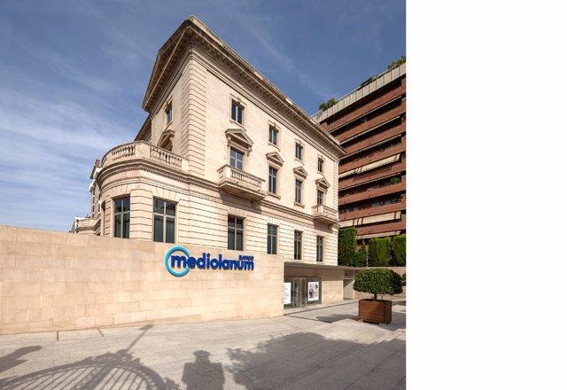 Sede de Banco Mediolanum