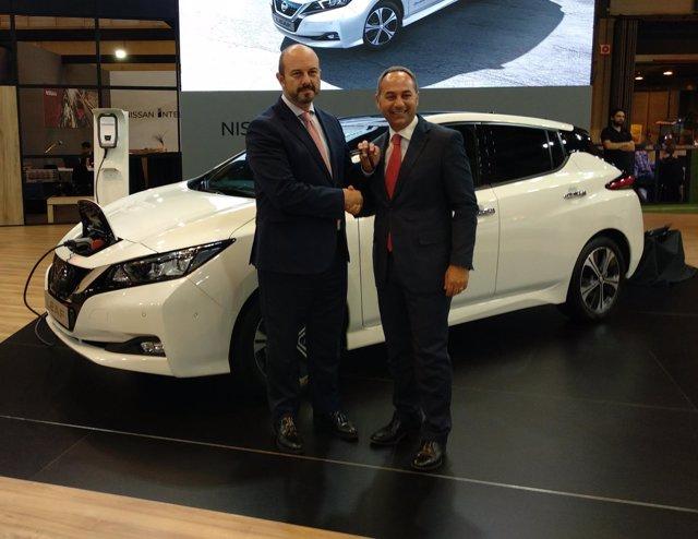 La Comunidad De Madrid Probará Durante Tres Meses El Vehículo Eléctrico Nissan