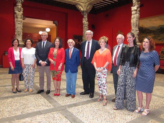 Algunos de los expertos que han trabajado en este proyecto de Ibercaja