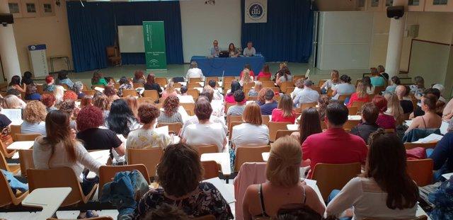 [Grupoalmeria] [L Comunicacion.Almeria.Dgob] Nota. 428 Docentes De Centros Educa
