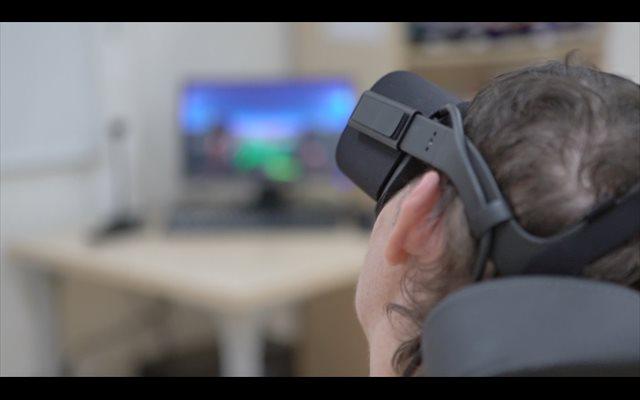 Crean un sistema de realidad virtual multisensorial para personas con estados alterados de la conciencia