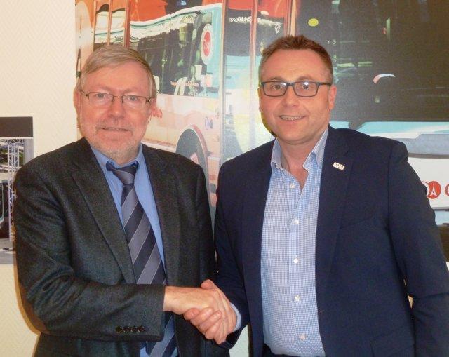 Iveco Bus suministrará 150 autobuses de gas natural a París