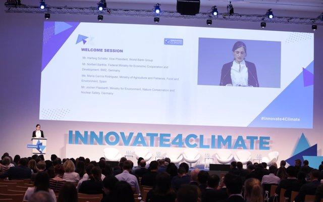 El MAPAMA anuncia el apoyo de España a la nueva iniciativa en materia de cambio climático del Banco Mundial
