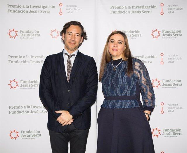 Doctores Guadalupe Sabio y Pablo Pérez