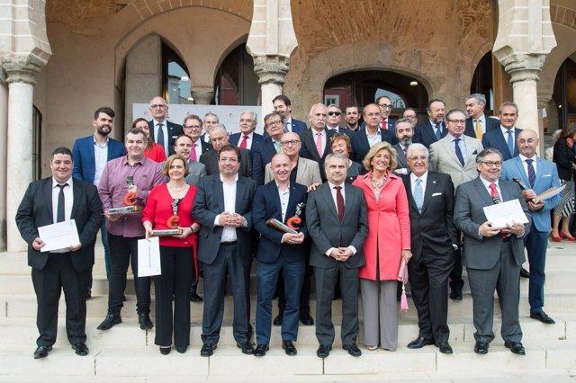 Premios Extremadura de Gastronomía
