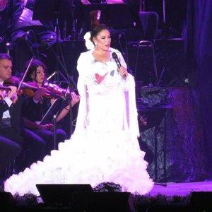 Los Pantoja celebran el 87 cumpleaños de Doña Ana llenos de ausencias