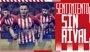El Atlético presenta su nueva camiseta presumiendo de