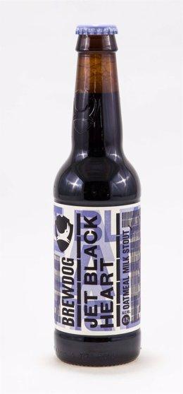 Cerveza artesanal BrewDog