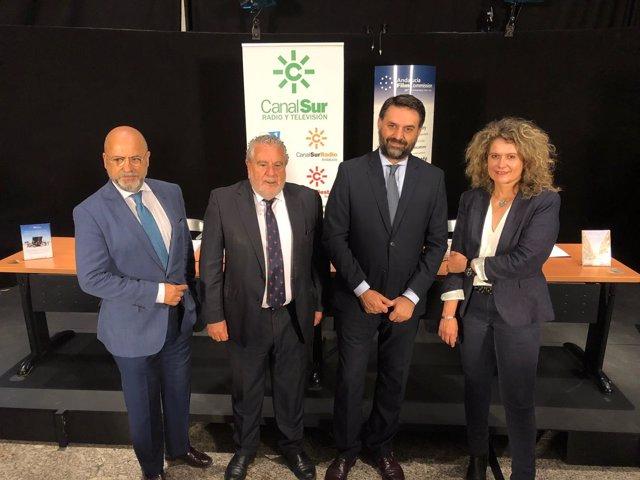 Presentación de la memoria de la Andalucía Film Commission