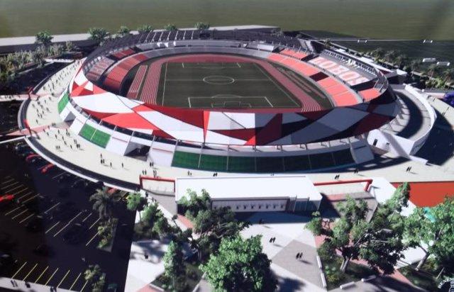 Estadio de los Lobos