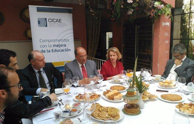 CICAE presenta su informe de los resultados de colegios privados en PISA