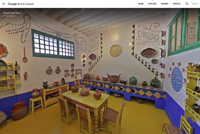 Museo Frida Kahlo México