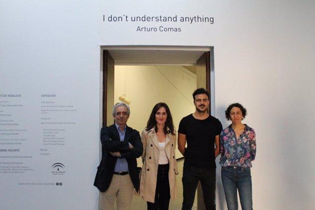 La obra de Arturo Comas se expone en Santa Inés