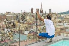 Terrasses de 83 hotels de Barcelona seran l'escenari d'activitats per celebrar l'estiu (Europa Press)