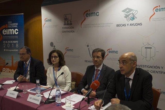 XXII Congreso Nacional de la SEIMC