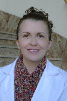 Norma Rallón, personal médico del Hospital Rey Juan Carlos