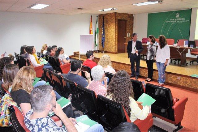 Nota De Prensa: La Delegación Acoge Un Curso De Formación Avanzada Sobre Uso Y M