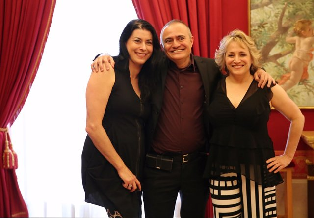 Patricia Racette y Joan Matabosch presentan una velada musical