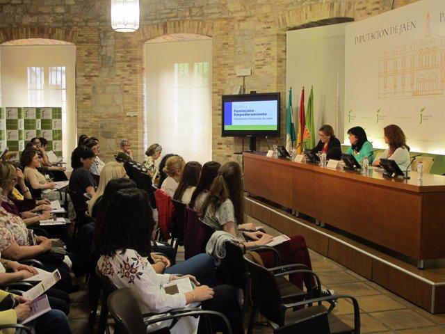 Jornada de la Escuela de Feminismo y Empoderamiento.