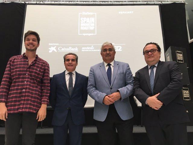 El consejero de Economía y Conocimiento, Antonio Ramírez de Arellano