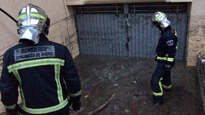 El 112 ha atendido 129 expedientes relacionados con la tormenta en la Comunidad de Madrid, 79 por inundaciones