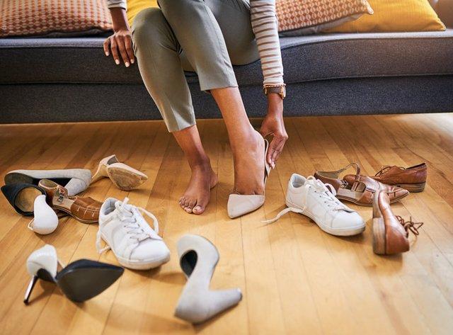 21f26f121 9 consejos para escoger los zapatos que mejor vayan a nuestros pies