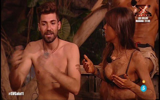 Alejandro regresa a 'Supervivientes' para poner firmes a Sofía, Hugo y Logan