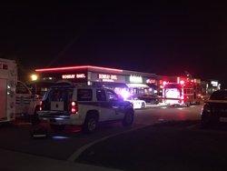 Almenys 15 persones ferides després d'una explosió en un restaurant de Mississauga, al Canadà (TWITTER @PEEL_PARAMEDICS)