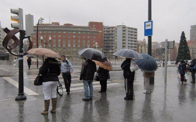 Aguilar de Campoo y Medina de Pomar, entre las localidades con mayor precipitación acumulada