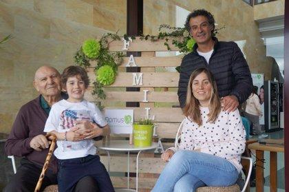 DomusVi pone en valor la importancia del entorno familiar para las personas mayores