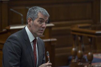 """Clavijo(CC) cree que una moción de censura a Rajoy que no prospere, podría ser """"contraproducente"""" para España"""