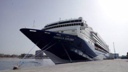 El Puerto de Palamós recibe 7.900 pasajeros en el mes de mayo con más escalas en cinco años