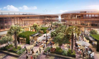 El centro comercial Torre Sevilla supera el 85% de comercialización y encara la recta final para su apertura